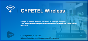 CYPETEL Wireless. Design of wireless networks